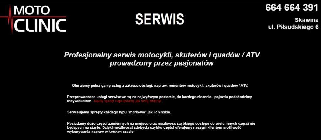 Moto Clinic Serwis ATV - Naprawa Quadów (ATV) - Mechanik