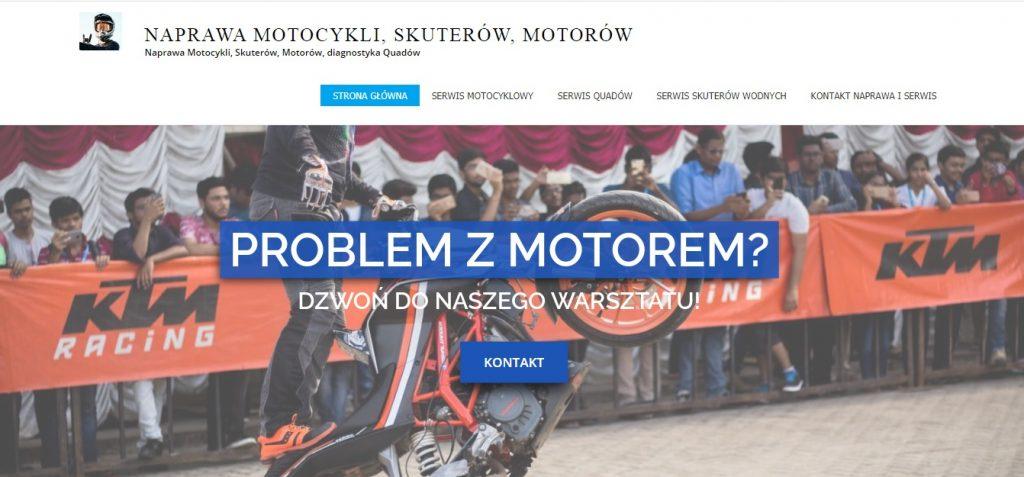 Naprawa Motocykli Warszawa - ☑️ Serwis Quadów ✔️ - Naprawa Motorów, Diagnostyka i naprawa Skuterów w stolicy.
